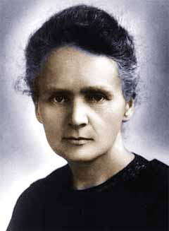 Two-Time Nobel Winner and Scientist Marie Curie