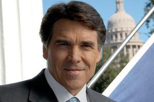 Republican Governor Rick Perry