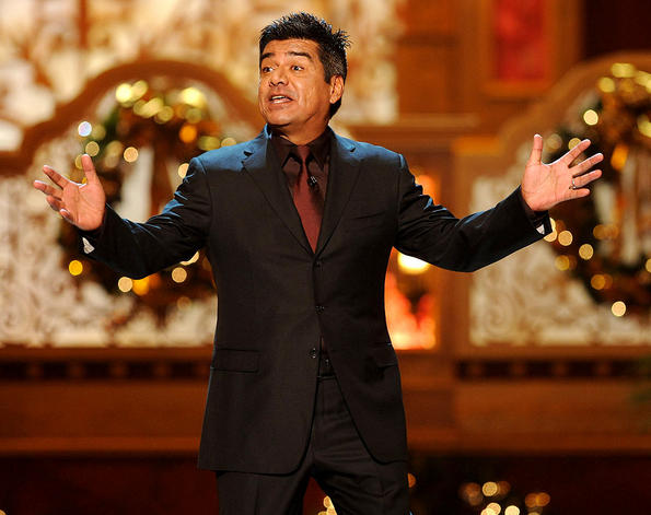Comedian/Actor George Lopez hosted the annual event