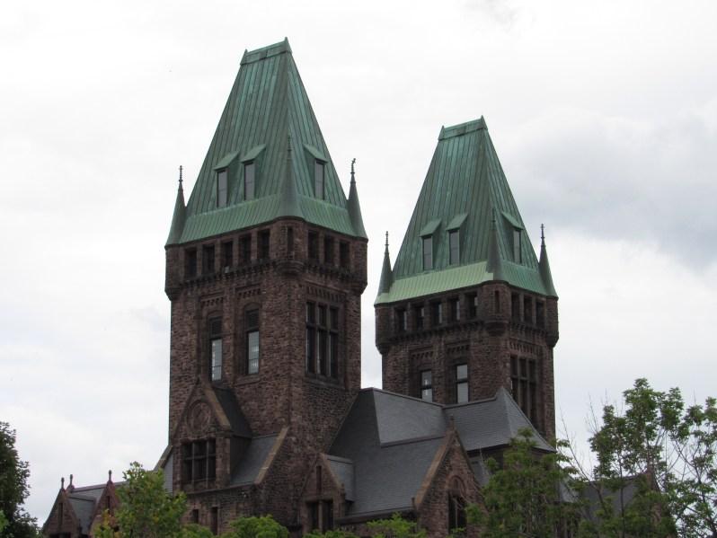 Historic New irk State Asylum