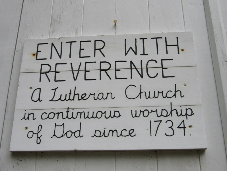 Jerusalem Lutheran Church-Ebenezer