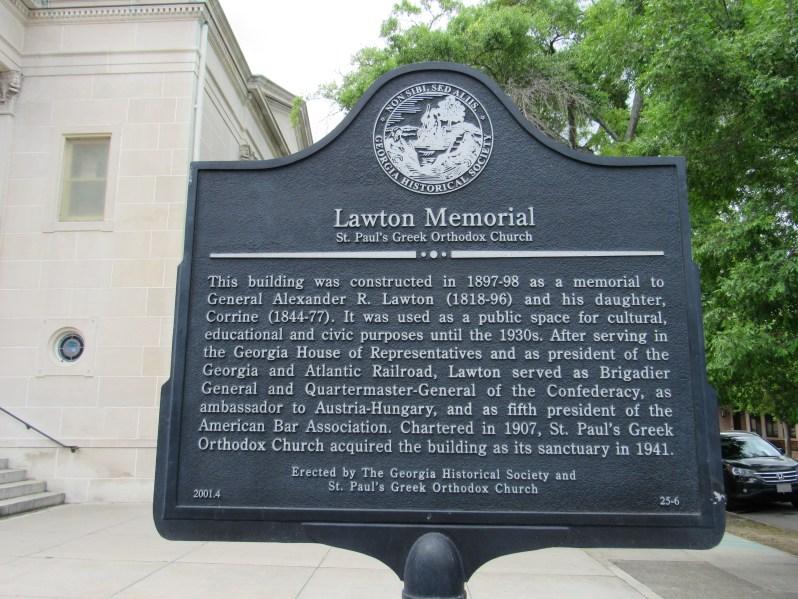Lawton Memorial