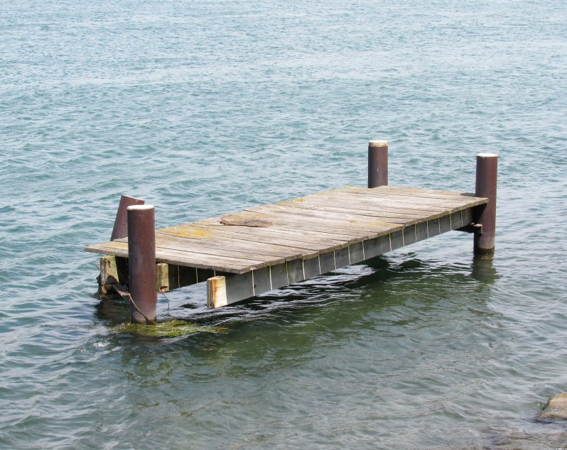 Niagara River Dock