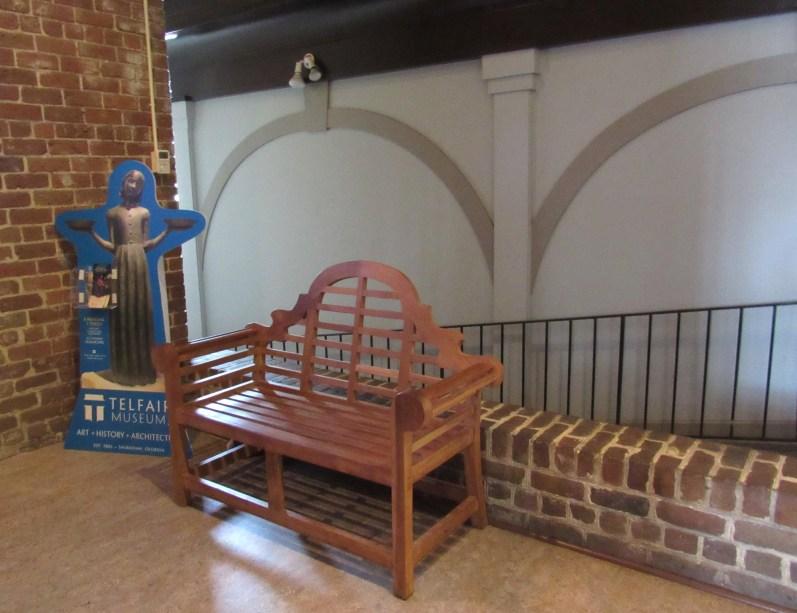 Telfair Museum display