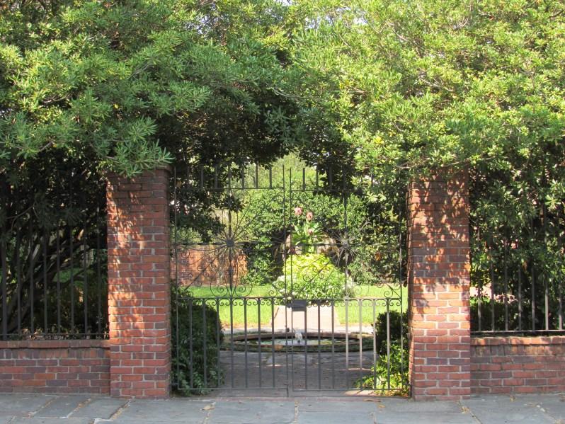Garen gate
