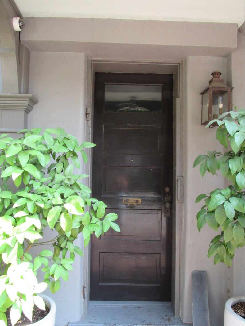 Doors of Savannah