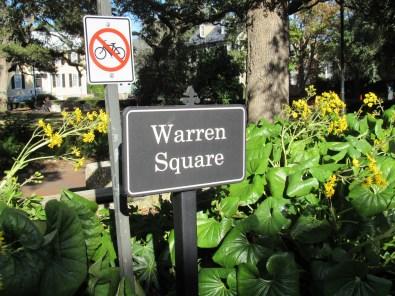 Warren Square Savannah Georgia