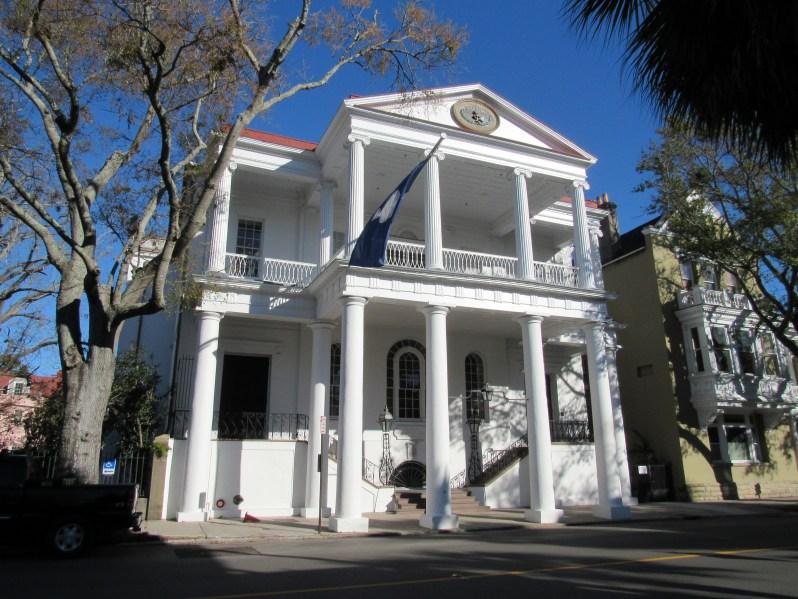 Society Hall Charleston