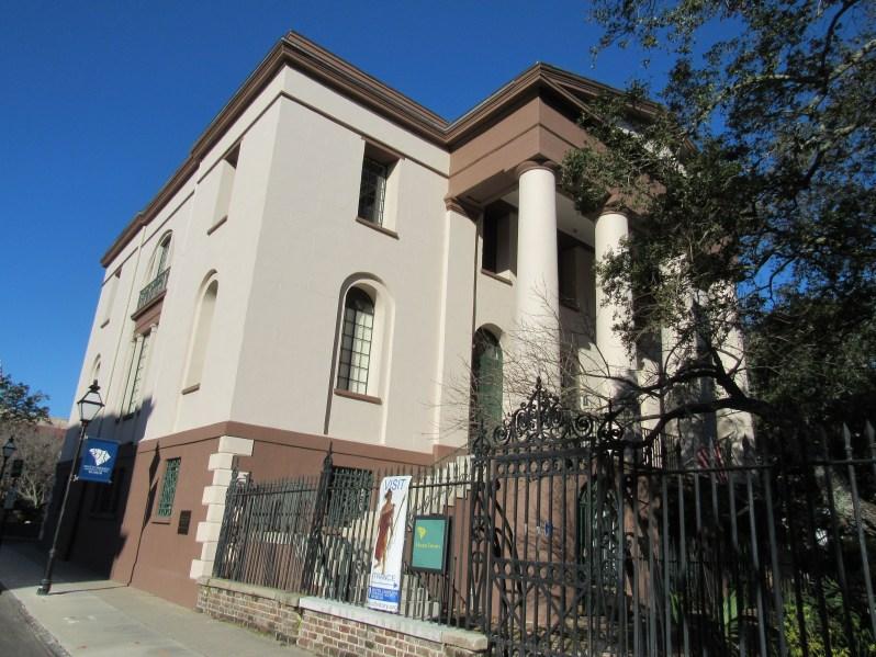 Charleston-Fireproof Building