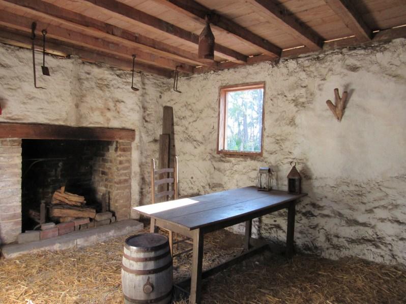 Colonial era home