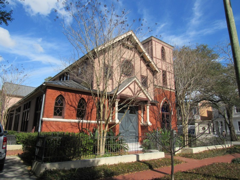 Savannah Church Restoration