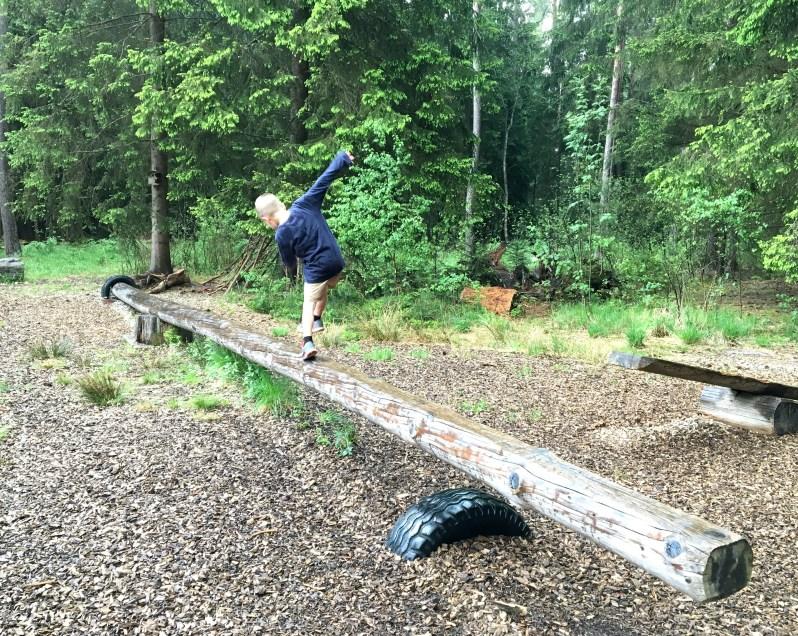 Spiel Wald