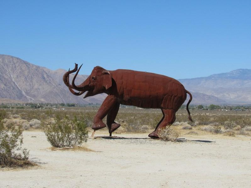 Desert Sculpture