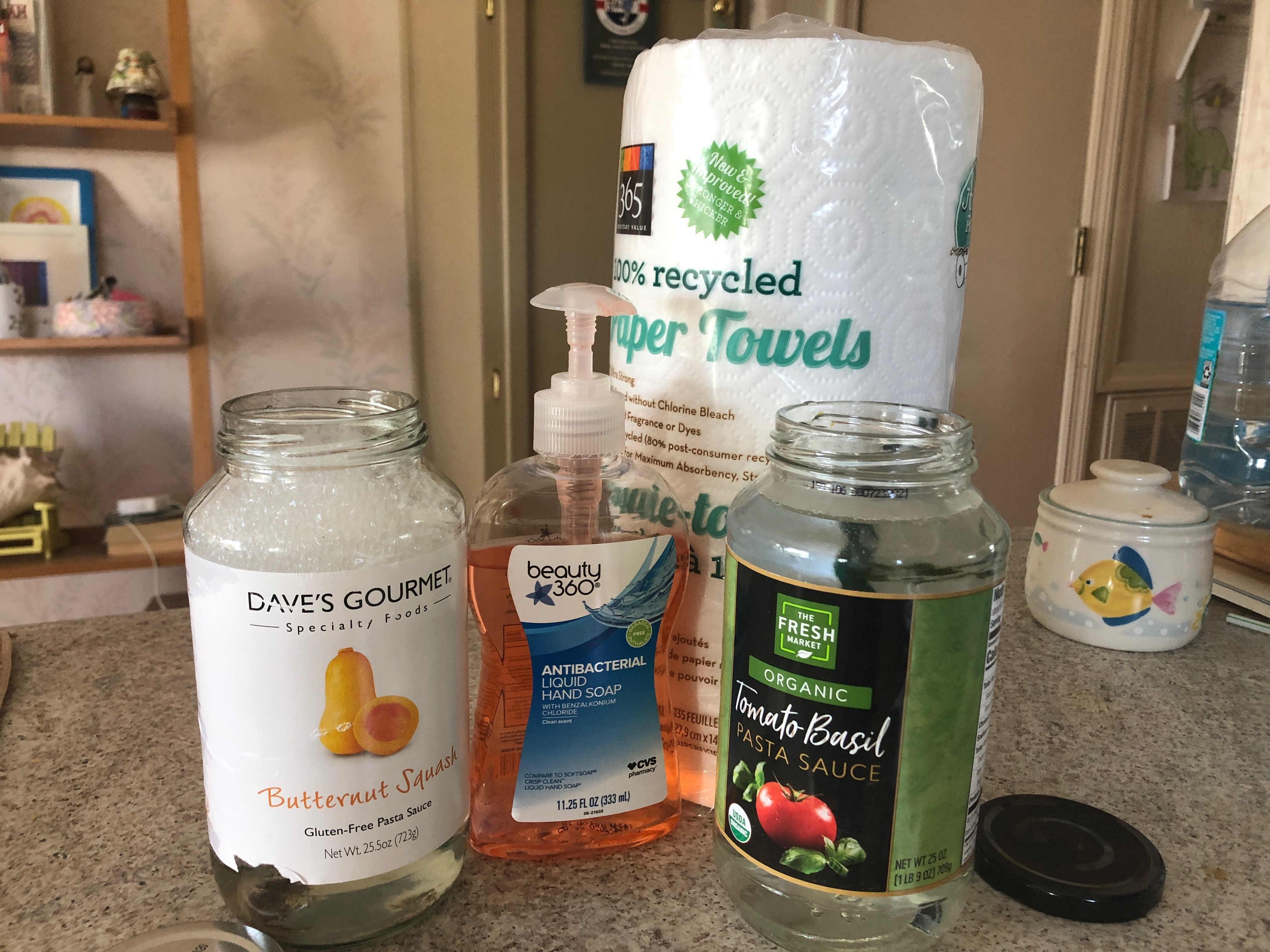 Travel kits for washing hands