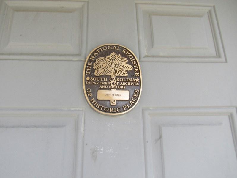 National Register Marker