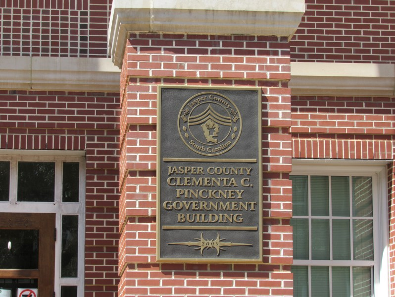 Clementa C. Pinckney Government Building
