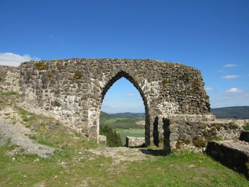 Castle Waldeck Ruins