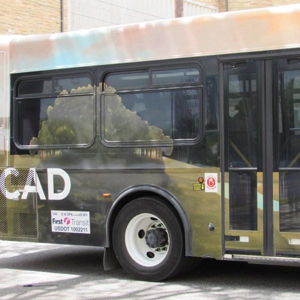 SCAD bus