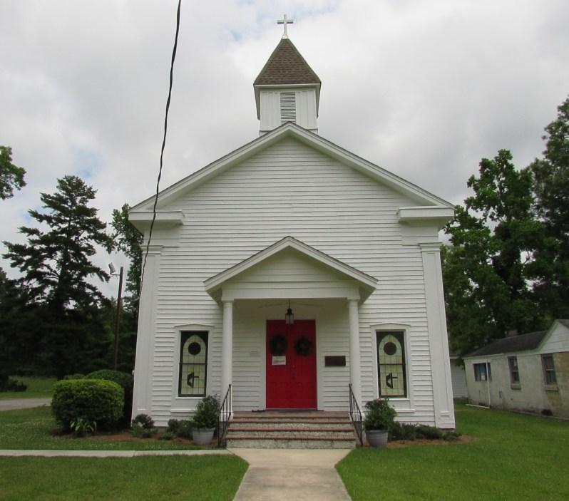 United Methodist Church Hardeeville
