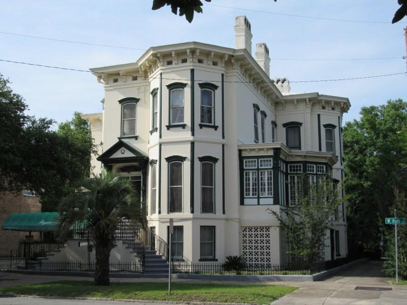 West Hall Street Savannah