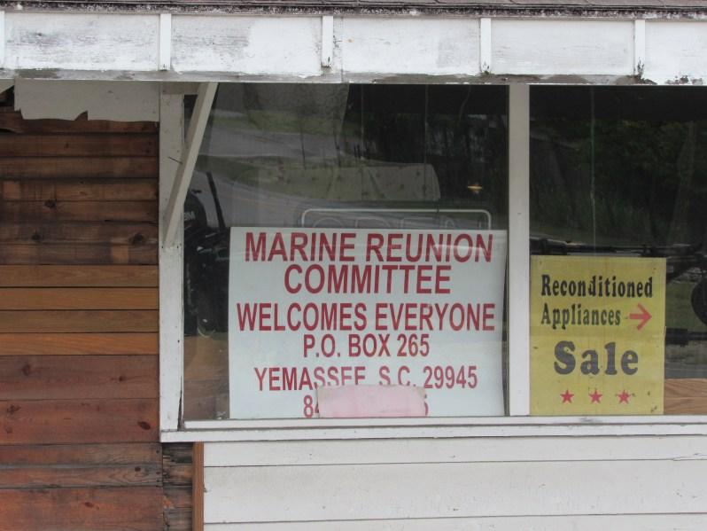 Marine Reunion Committee