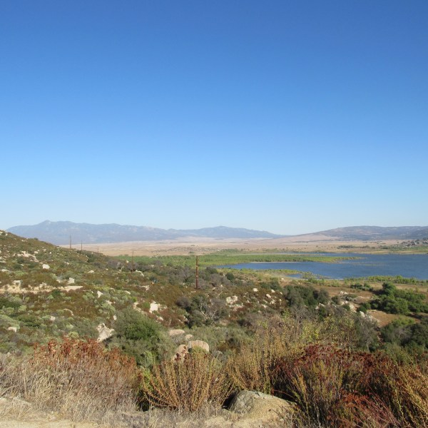 Palomar Mountain Road