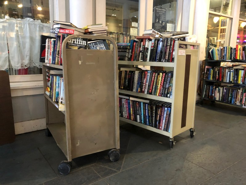 Book racks