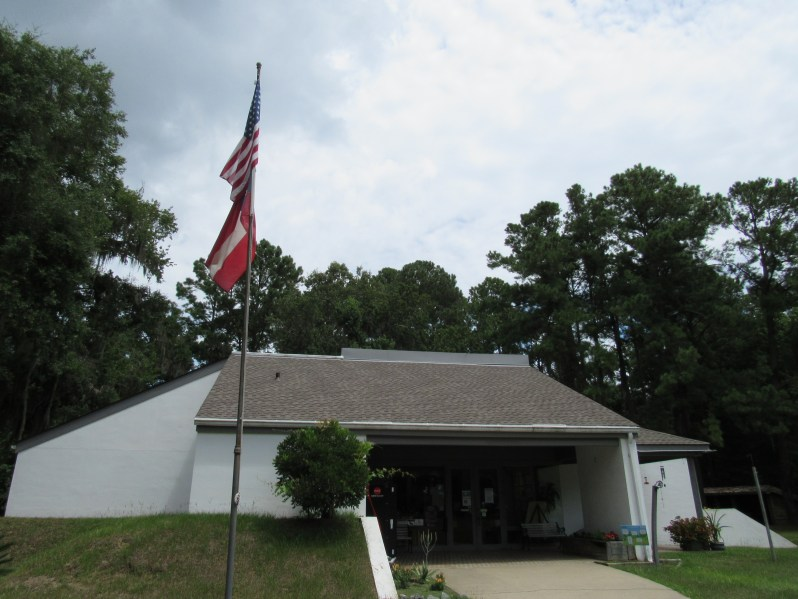 Fort Morris Visitor Center