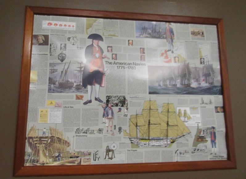 American Navies 1775