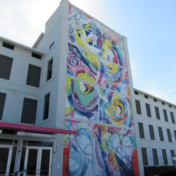 SCAD Mural