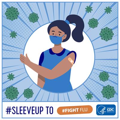 Flu campaign
