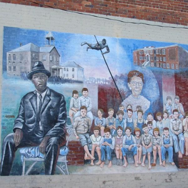 Statesboro mural