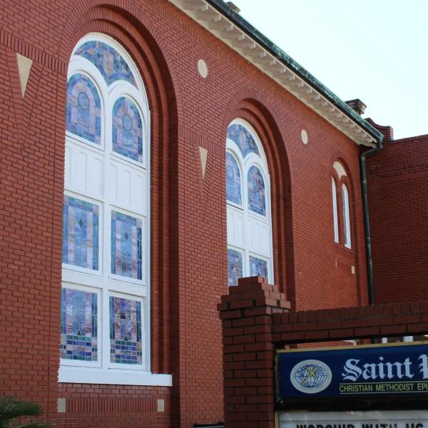 St Paul CME Savannah