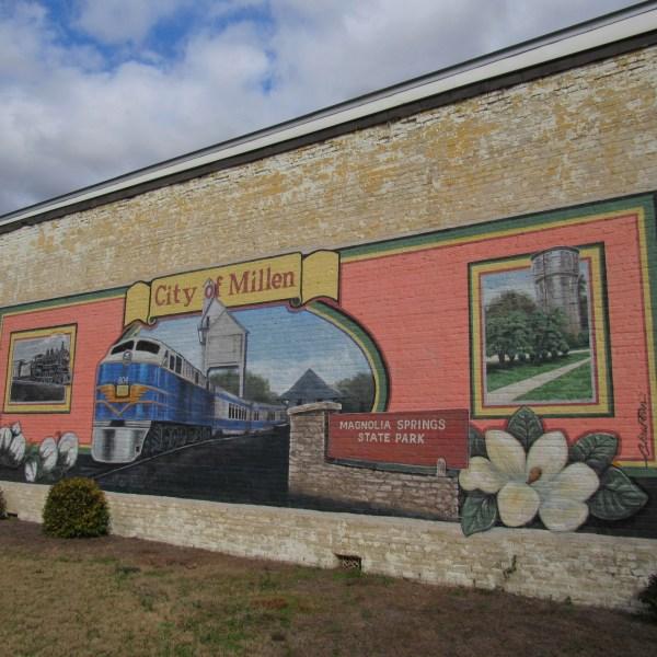 Millen Mural