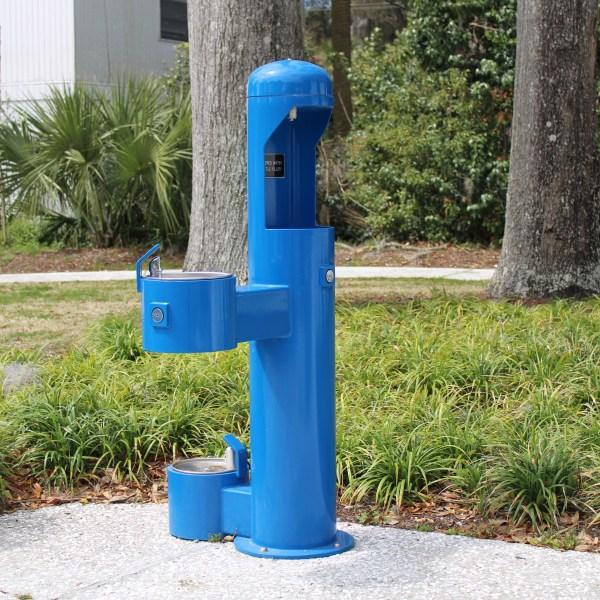 Three tier water cooler