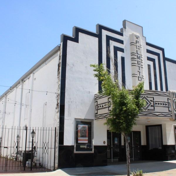 Palmetto Theater Hampton