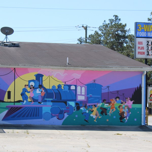Estill South Carolina Mural