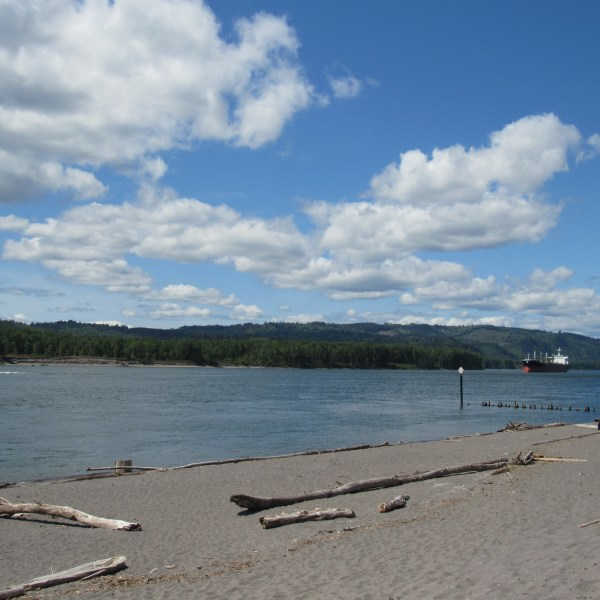 Columbia River-Kalama