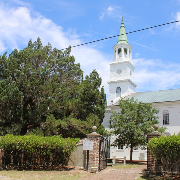 St Helena Church and burial sites
