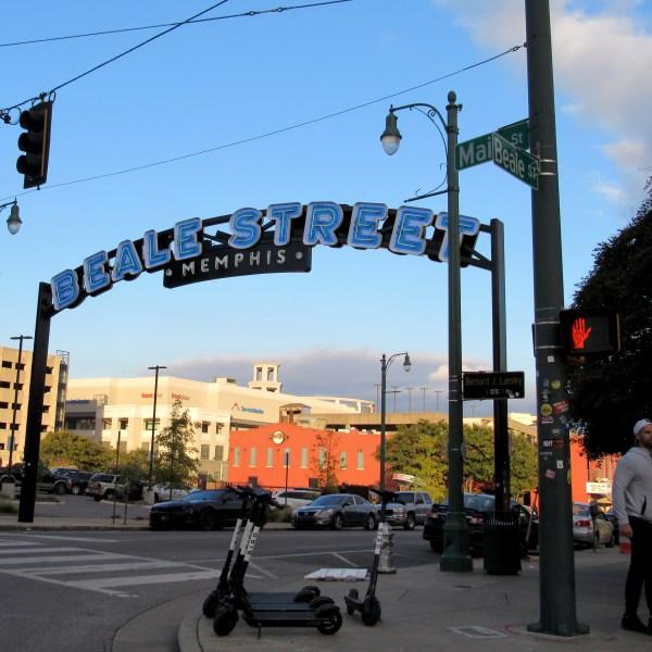 Famous Beale Street