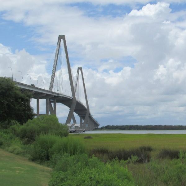 Arthur J Ravenel Jr Bridge