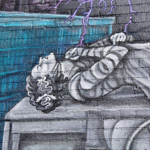 Tara Sas mural