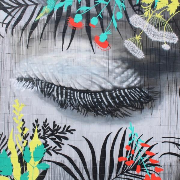 Flutterby Mural