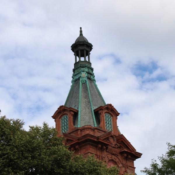 Lantern Tower Top