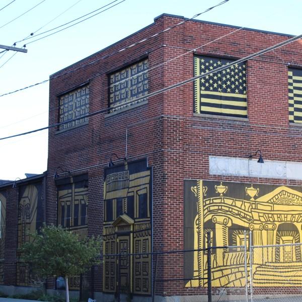 Daniel Galas mural