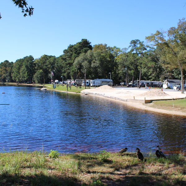 Griffin Lake Campground