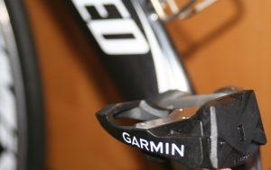 Garmin Vector Pedal Power System