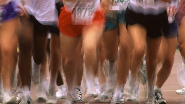 the5krunner running