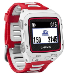 Garmin Forerunner 920XT Triathlon Watch Red White