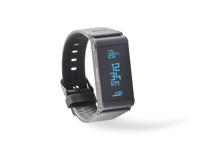 Withings_Pulse O2_vertical_black